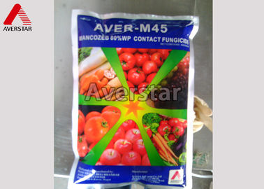 Good Quality Agricultural Herbicides & Mancozeb 85% TC Agricultural Fungicide CAS 8018 01 7 Grayish Yellow Powder on sale