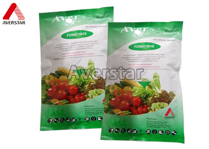 MF C9H7N3S Agricultural Fungicide Selective Inhalation Protection Tricyclazole 75% WDG