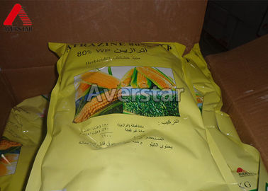 China Atrazine 80% WP 50% SC Agricultural Herbicides CAS 1912-24-9 97% Min Assay factory