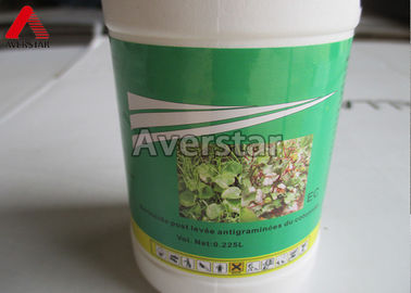 China Slightly Toxic Industrial Weed Killer , Farm Herbicides Quizalofop - P - Ethyl 10.8% EC 95% TC factory