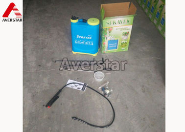 Plastic Knapsack Manual Pesticide Sprayer 15L Double Filtration System To Clean Impurities