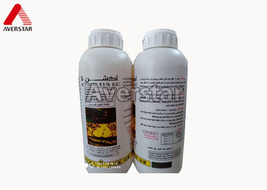 China Phenthoate 51% EC Systemic Plant Insecticide , Pest Control Chemicals Aromatic Fragrance factory